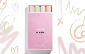 Новый набор ароматов-карандашей Chanel Chance Perfume Pencils 2020