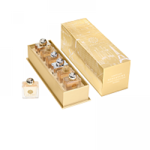 Amouage Miniature Classic Collection Woman Set contains six 7.5ml bottles(Gold,Dia,Ubar,Ciel,Jubilation XXV,Beloved.)