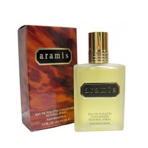 Aramis homme concentree