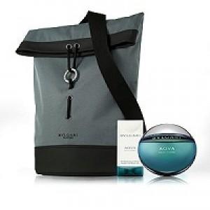 Bulgari Aqua set(100ml+100g/d+рюкзак)