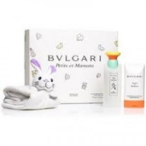 Bvlgari Petits Et Mamans set (100ml+75 b/l+полотенце)