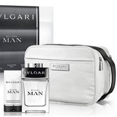 Bulgari Man set(100ml+75g/d+косметичка)