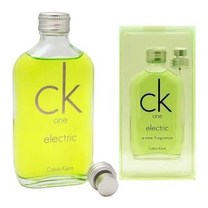 Calvin Klein Ck One Electric