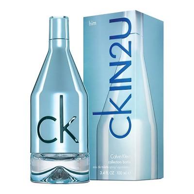 Calvin Klein CK IN2U Him Collectors Bottle