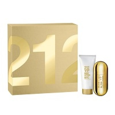 Carolina Herrera 212 VIP set(50ml+100b/l)