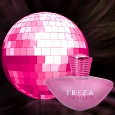 Cathy Guetta Ibiza Pink Power