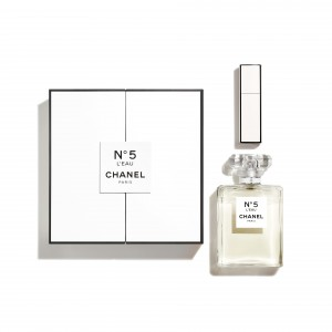 Chanel №5 L'eau set(100ml+20ml)