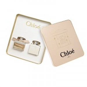 Chloe set(50ml edp+100b/l)
