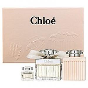 Chloe set(75ml edp+100b/l+5ml)