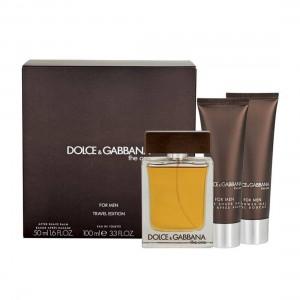Dolce&Gabana The One set(100ml+75 a/s+50 g/d)