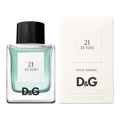 Dolce & Gabbana Fragrance Anthology 21 Le Fou
