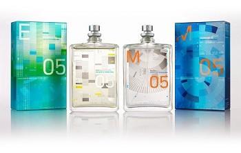 Molecule 05 и Escentric 05 появятся в марте 2020 года.