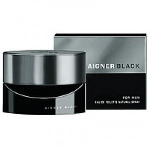 Aigner Man Black