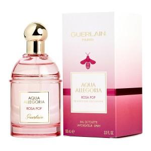 Guerlain - Aqua Allegoria: Rosa Pop