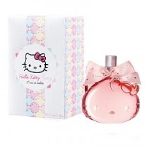 Hello Kitty set(75ml+набор для праздника+парэо)