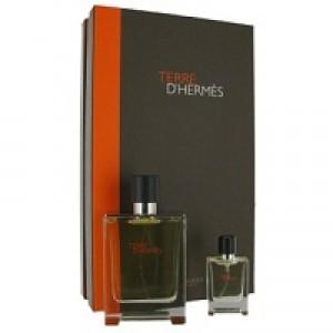 Hermes Terre D Hermes set (75ml parfum+12,5 parfum)