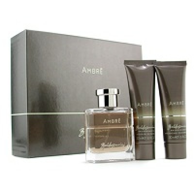 Boss Baldessarini Ambre set (50ml+2*50 g/d)