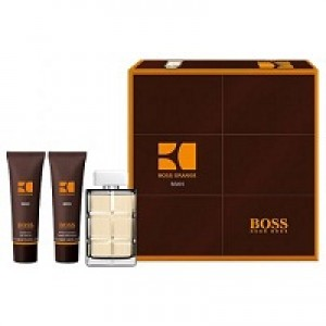 Boss Orange Man set(60ml+50g/d+50a/s balm)