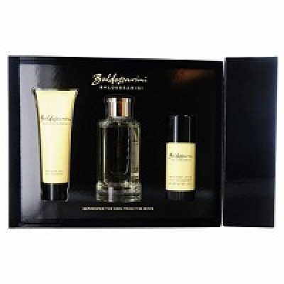 Boss Baldessarini set(75ml+40 stick)