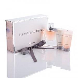 Lancome La vie est belle set(30ml+50 b/l+50 g/d)