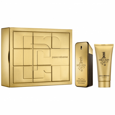 Paco Rabanne 1 Million set(50ml+100 g/d)
