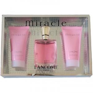 Lancome Miracle  set(30+50g/d+50b/l)