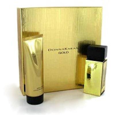 Donna Karan Gold set(50ml+100 b/l)
