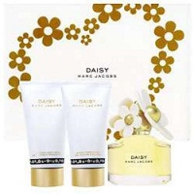 Marc Jacobc Daisy set(50ml+75g/d+75b/l)