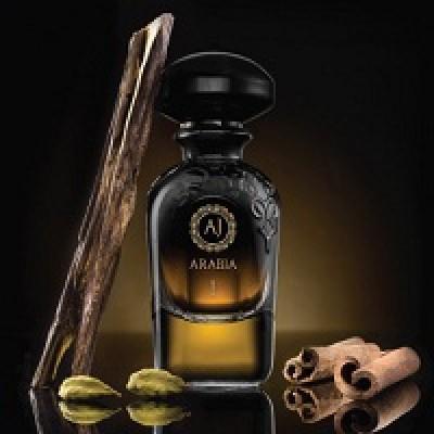 AJ Arabia(Widian) Black I