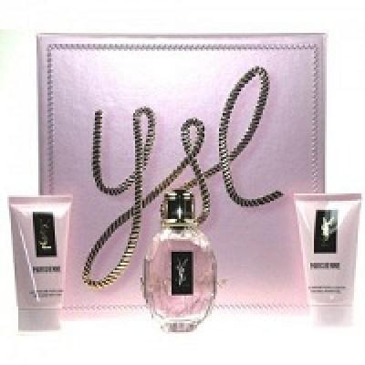 YSL Parisienne set(50ml+50 b/l+50 g/d)